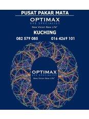 Optimax Eye Specialist Centre (Kuching) - Clinic Logo