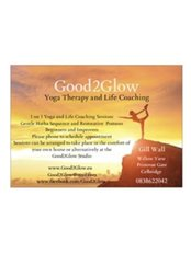 Good2Glow Yoga Therapy & Life Coaching - GOOD2GLOW