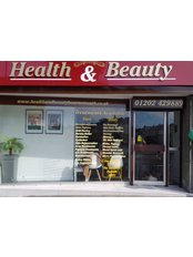 Health and Beauty - Beauty Salon in the UK