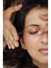 Simran Beyond Beauty - Eyebrow Threading