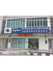 Angeline Eye Specialist & Laser Centre - Eye Clinic in Malaysia