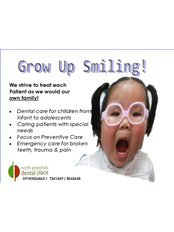 North Greenhills Dental Place - Grow up SMILING ith NGDP