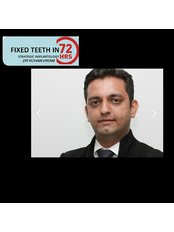 Fixed Teeth In Three days -Trisa Dental Solutions - Dental Clinic in India