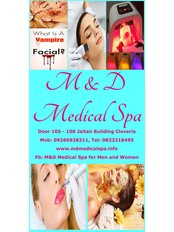 M&D Medical Spa - Beauty Salon in Philippines