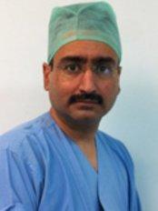 Dr Kapil Kochhar - Dr. Kapil Kochhar MBBS MS - Senior Consultant  MINIMALLY INVASIVE SURGERY BARIATRIC SURGERY LAPAROSCOPIC ONCOSURGERY