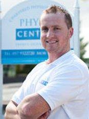 Physio Central -  Colin Brennan