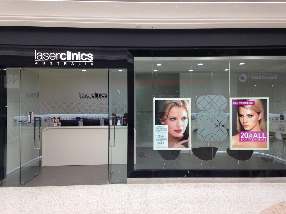 Laser Clinics Australia in Port Adelaide Enfield, Adelaide