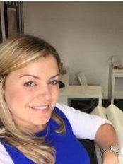 The Cottesloe Clinic -  Mrs Sophie Riddell MRPharms PIP Consultant pharmacist prescriber.