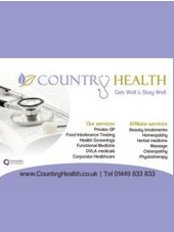 CountryHealth Ltd - General Practice in the UK