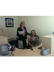 Hiltingbury Chiropractic - Reception