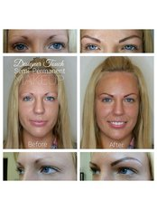 Designer Touch Semi Permanent Makeup - Beauty Salon in the UK