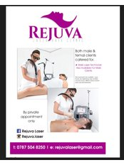 Rejuva Laser Hair Clinic - Beauty Salon in the UK