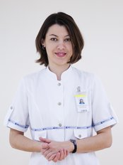 ISIDA-IVF - Doctor Svitlana Shiyanova, Head of the Infertility Treatment Department