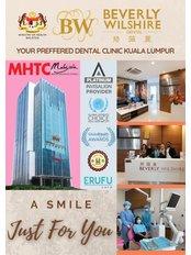 Beverly Wilshire Dental Kuala Lumpur - Dental Clinic in Malaysia