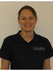 Kate Whiteland at Fitness Physiotherapy and Sports Injury Clinic - Kate Whiteland