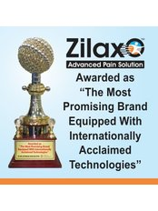 Zilaxo Advanced Pain Clinic, Central - Zilaxo Logo
