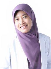 LaDenta Dental Clinic Branch of Sei Besitang - Mrs drg. Martina Amalia