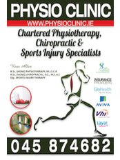 PHYSIO CLINIC NAAS & NEWBRIDGE - Physiotherapy Clinic in Ireland