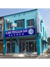 Klinik Pergigian Gan Port Dickson - clinic front view