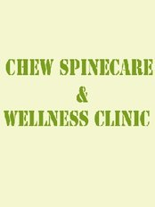 Chew Spinecare & Wellness Clinic - Chiropractic Clinic in Malaysia