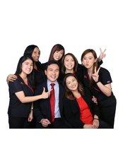 About Braces Dental Surgery Pte Ltd - Clinic Staff