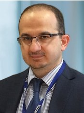 Dr. Ali Alhamdani - The Wellington Hospital - Bariatric Surgery Clinic in the UK