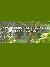 Dr Paul Memorial Speciality Dental Clinic - Dental Clinic in India