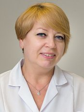 Vesova Dental Surgery - MD, Prof. OLENA VESOVA, Clinic founder, maxillofacial surgery expert