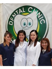 Cebu Dentist - Dr. Lynnette L. Chu - dentists and staff