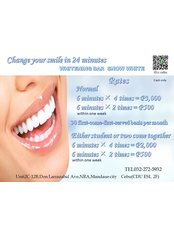 Centrasia Teeth Whitening - Dental Clinic in Philippines