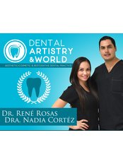 CAD/CAM Cosmetic Technology, Dental Artistry Dental Center - Dr.Rene Rosas,Dra.Nadia Cortez