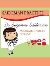 Saideman Practice - General Practice in the UK