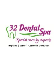 32 Dental Spa - Logo