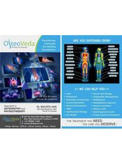 OsteoVeda - Osteopathic Clinic in India