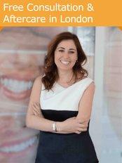Clinic Center - Zahngesundheitszentrum - Zahnarztpraxis in der Türkei