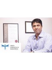 Perth Surgical & Bariatrics - Dr Ravi S Rao