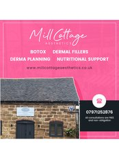 Mill Cottage Aesthetics - Medical Aesthetics Clinic in the UK
