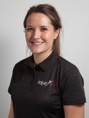 Injury Active Clinic - Bishop's Stortford - Jessica Woodhouse