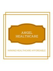 Angel Healthcare - Making Healthcare Affordable - Old Logo
