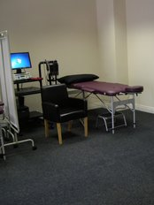 Pain Relief Laser Therapy - Treatment Area