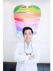 Dental Design Clinic - Dr.KETKARN SAKULTAP, Clinic owner and Aesthetic and implant Specialist