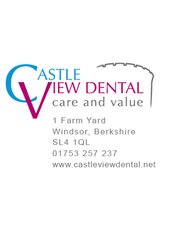 CastleView Dental - Logo