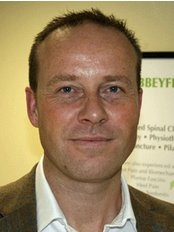 The Abbeyfields Clinic - Principal Osteopath and Director James Woledge