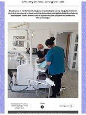 Dt.Cem Erdogan Dental Clinic - Inside of our Clinic
