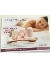 L A Skin Clinic - Medical Aesthetics Clinic in the UK