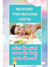 Wexford Thai Massage Centre - Massage Clinic in Ireland