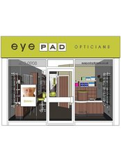 eye PAD Opticians - Eye Clinic in the UK