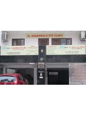 Dr Aggarwals Eye Clinic - OPD Complex - Eye Clinic in India