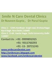 Smile N Care Dental Clinics - Find us
