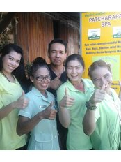 Patcharapat - our Team